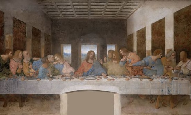 Italian bar faces backlash over gay Last Supper poster