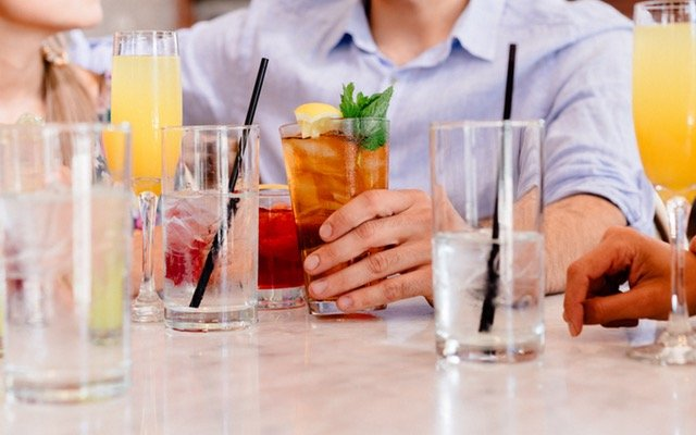 Drinking between meals is on the rise in Italy