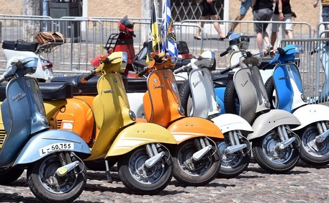 Historic ruling gives Vespa legal protection from foreign fakes