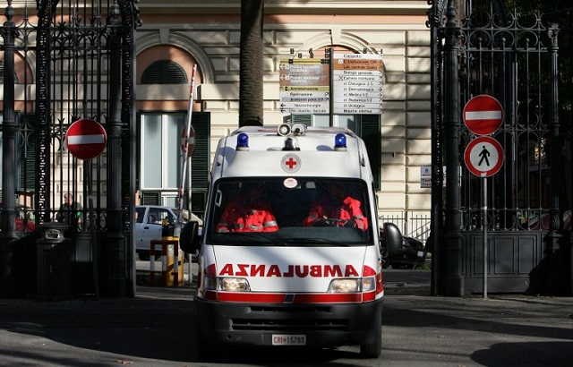Italian sentenced to 30 years' jail for burning woman alive