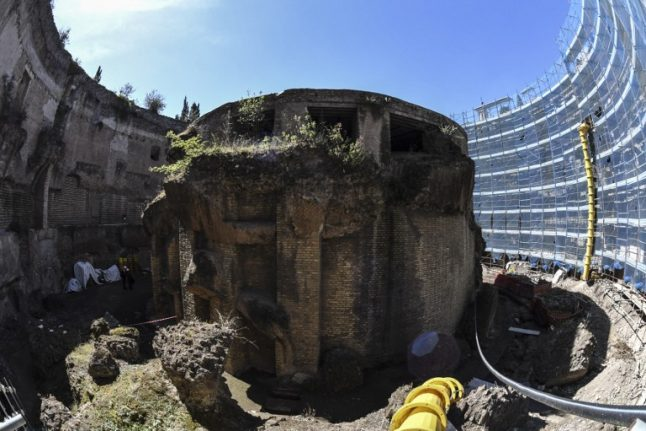 Tomb of Rome's first emperor to be restored in €10 million project