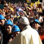 Pope hits out at financial speculators