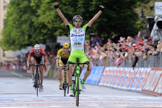 Italian cyclists suspended for doping on eve of Giro d'Italia