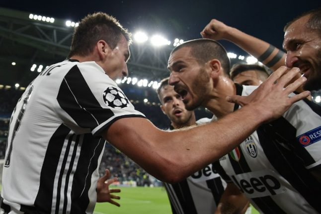 Juventus optimistic after strolling into Champions League final