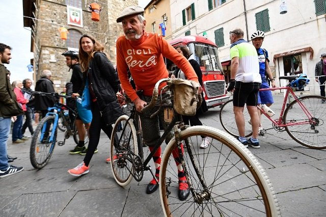 The Tuscan festival that celebrates vintage cycling and wine