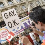 Italy one of the worst countries in Western Europe for gay rights: report