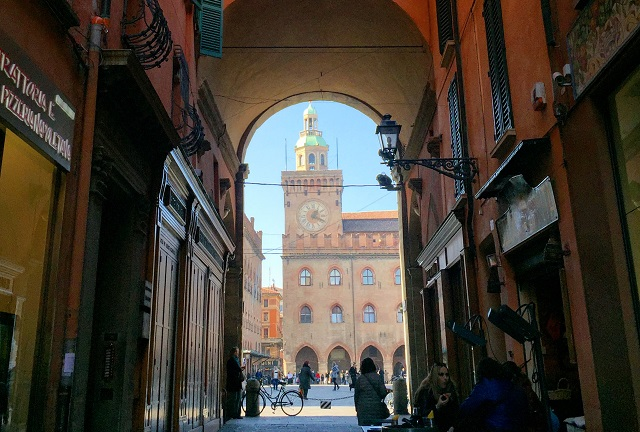 The red, the fat, and the learned: The story behind Bologna's curious nicknames