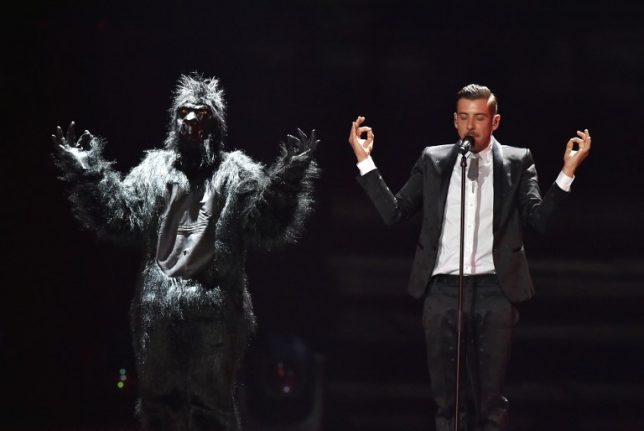 Meet Italy's Eurovision hopeful, the bookies' favourite to win