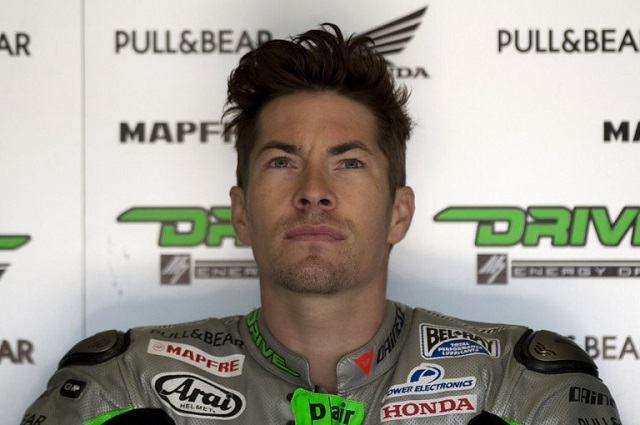 Nicky Hayden in 'extremely critical' condition after accident in Italy