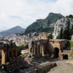 Badged and searched: Sicily G7 fortress town irks locals