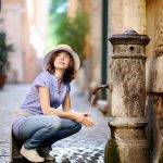 Rome turns off its public drinking fountains to cope with drought