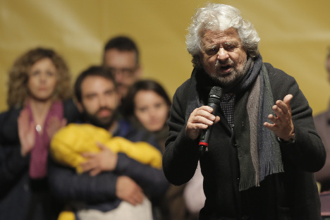 Italy faces local poll test ahead of parliamentary vote