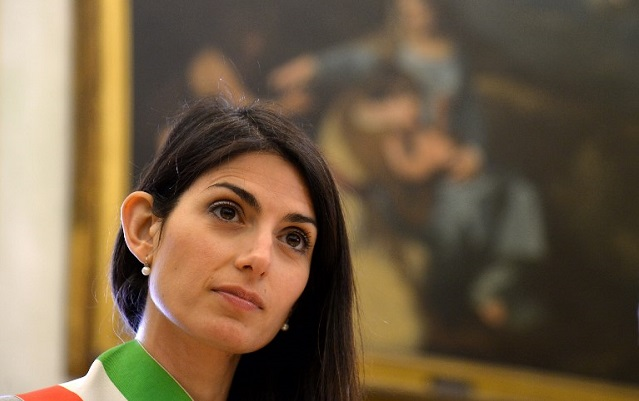 After a year in the job, Rome's populist mayor is struggling