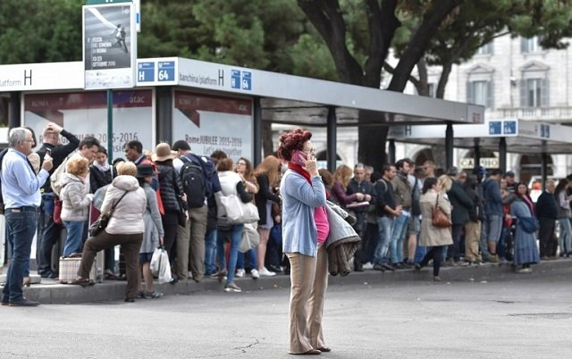 Italy hit by 24-hour transport strike affecting road, rail, and air travel