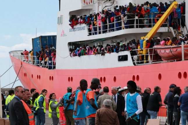 More than 8,000 migrants rescued in Mediterranean in 48 hours