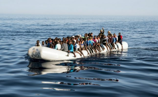 EU urges Italy not to close ports and offers more funds