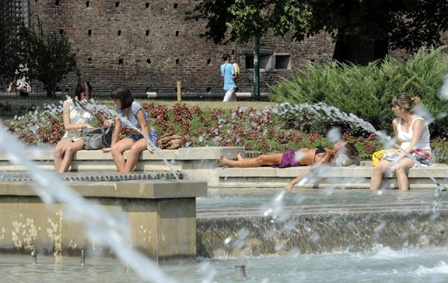 It's about to get even hotter in Italy