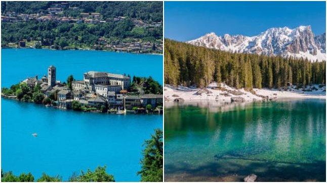 Summer travel: Ten of Italy's most beautiful lakes