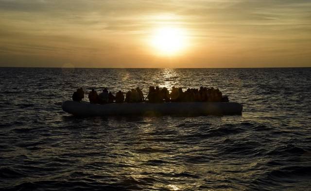 Far-right activists have hired a boat to 'patrol' the Mediterranean looking for migrants