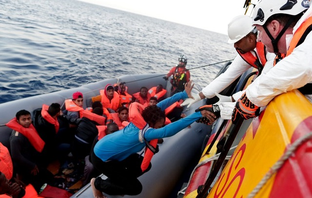 'Are we really the problem?' Migrant aid groups challenge ministers over response to crisis
