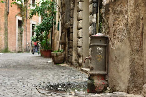 Rome faces water rationing as drought ravages Italy