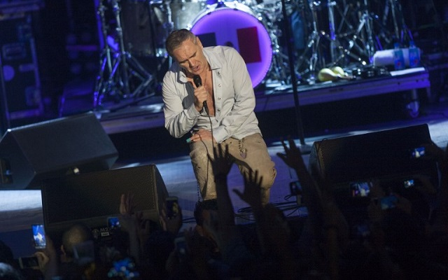Morrissey claims Rome police 'terrorized' him at gunpoint