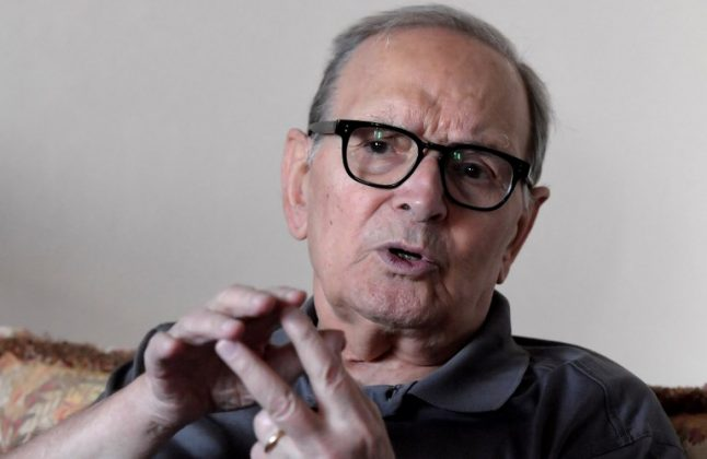 Meeting Morricone: 'It was essential that I change my style for every film'