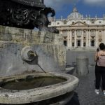 Italy drought: No water rationing in Rome