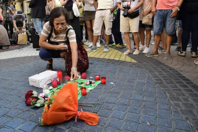 Two Italians dead and three reported injured in Barcelona terror attacks