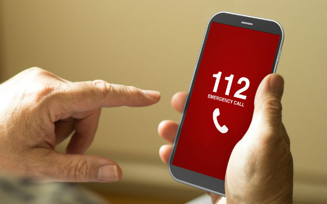 Chaos at new emergency services 112 hotline