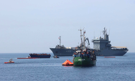 Migrant rescue ship blocked in Lampedusa amid NGO crackdown
