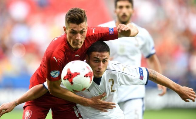 AS Roma sign young Czech prodigy Schick