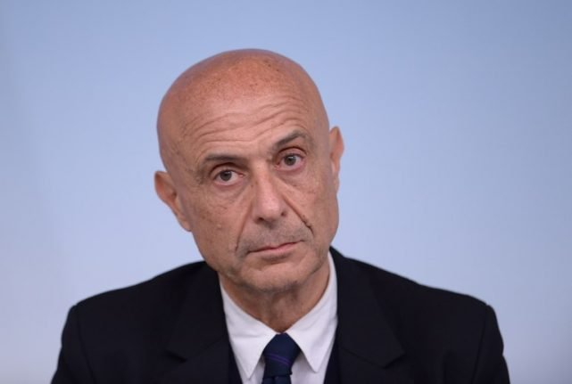 Former spymaster Minniti credited with stalling migration flow