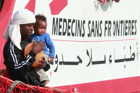 MSF refuses to sign on to new migrant rescue rules