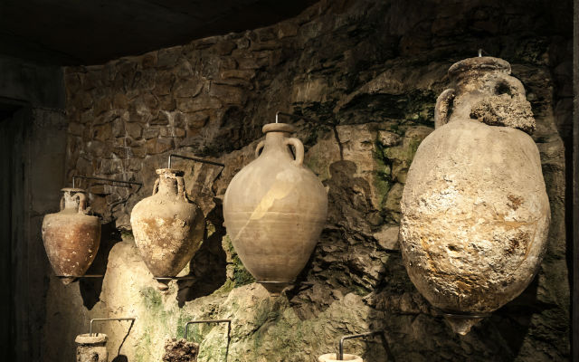 Researchers have found 6,000-year-old Italian wine in a Sicilian cave