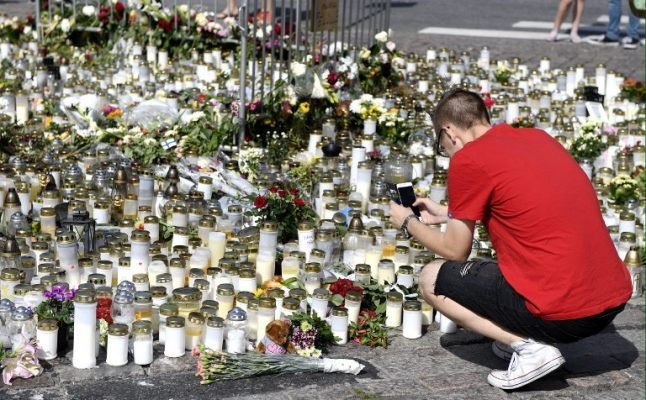 Italian stabbed in Finnish terror attack not in critical condition