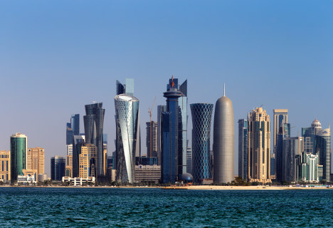 Qatar announces €5bn order for warships from Italy