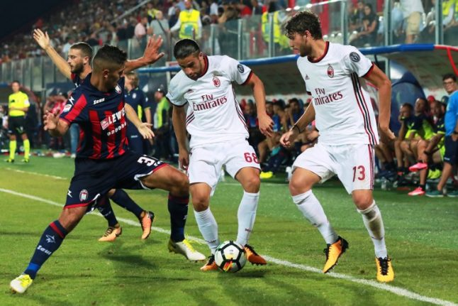 Top clubs kick-off Serie A with wins