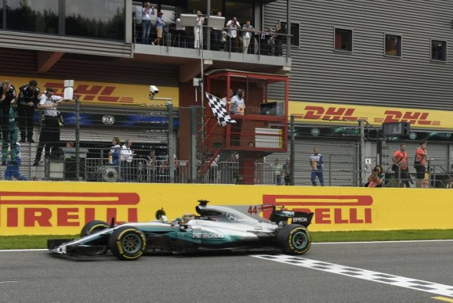 Formula One: Hamilton seeks record and title lead in Italy