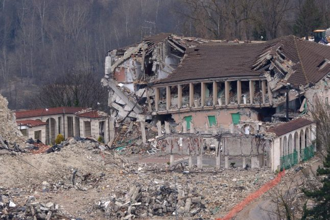 Italy prepares to remember 2016 Amatrice earthquake victims