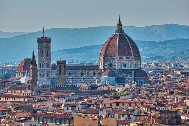 Why Florence is the perfect setting for Theresa May's big Brexit speech