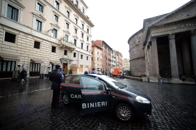 Police rescue teenage girl sold into 'probable slavery' by father in Florence