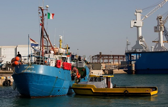 German NGO urges Italy to release seized migrant rescue boat