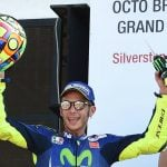 Italian motorcycling star Rossi leaves hospital after surgery