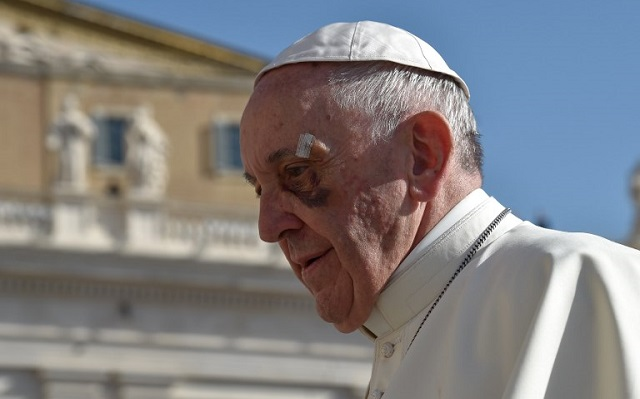 No second chances for paedophile priests, says Pope Francis