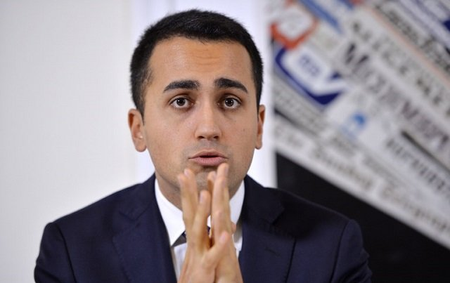 Italy's Five Star Movement votes on its candidate for PM