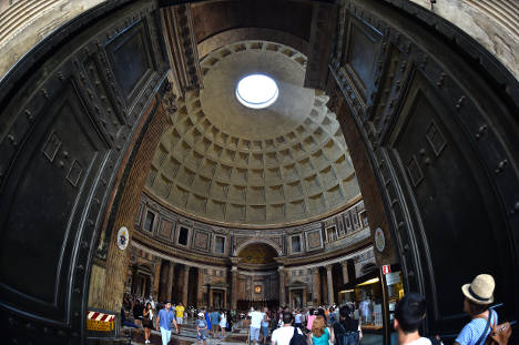 Visitors will soon have to pay to enter Rome's Pantheon