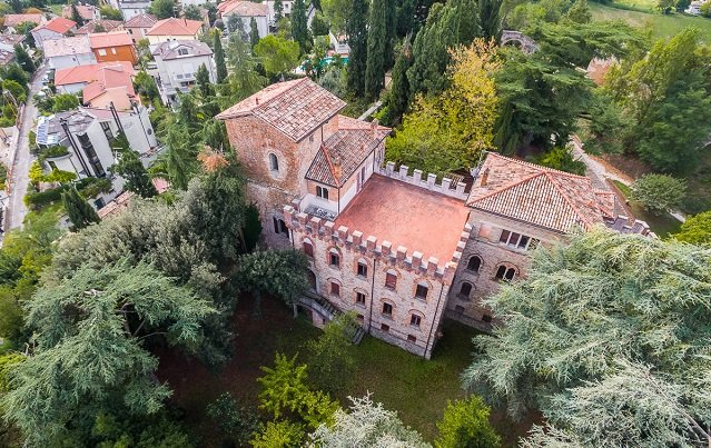 Italian property of the week: A medieval fortress in Emilia Romagna
