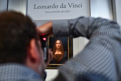 Last privately-owned Da Vinci to go on sale for $100mn
