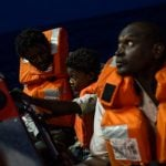 At least eight feared dead after Tunisian ship collides with migrant boat